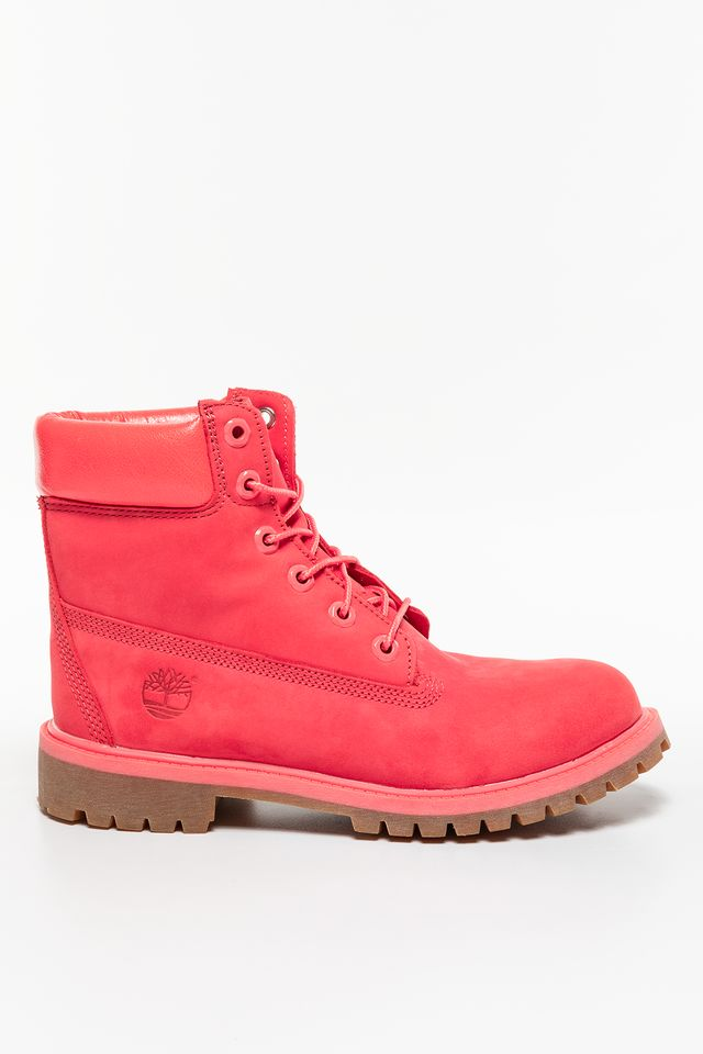 Timberland 6 INCH PREMIUM WATERPROOF BOOT TOMATO A1RSR