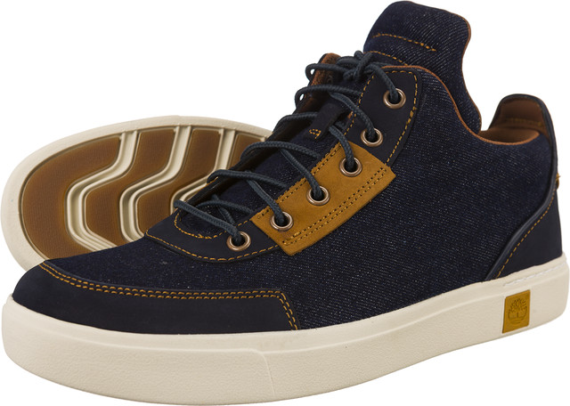 Buty Timberland  <br/><small>AMHERST HIGHTOPCANV JHG </small>  A1JHG