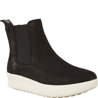 Timberland BERLIN PARK DBL GORE CHELSEA BLACK NUBUCK A1O1H