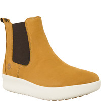 Timberland BERLIN PARK DBL GORE CHELSEA SPRUCE YELLOW NUBUCK A1O1F