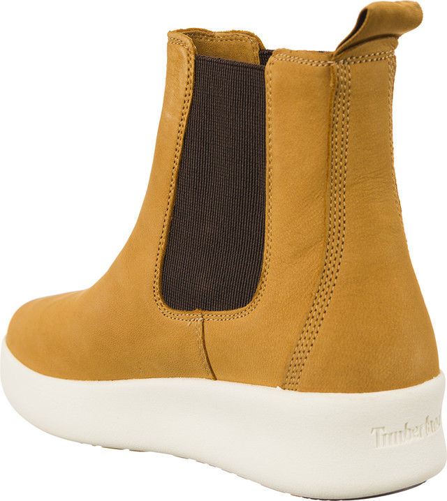 Buty Timberland  <br/><small>BERLIN PARK DBL GORE CHELSEA SPRUCE YELLOW NUBUCK </small>  A1O1F