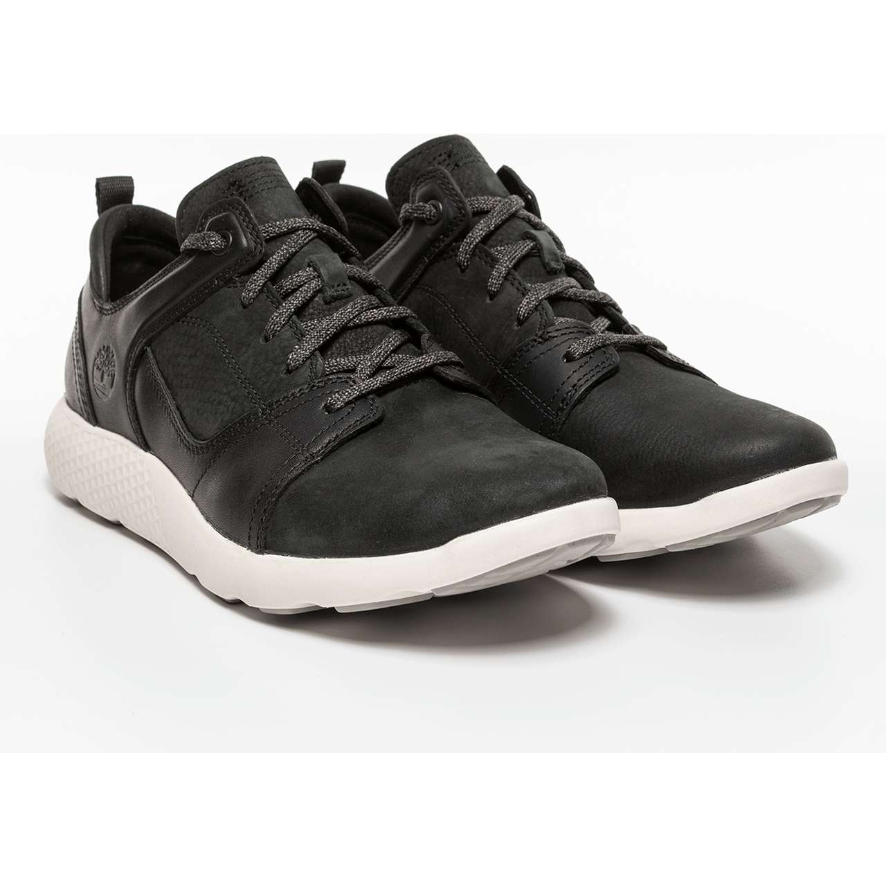 Buty Timberland  <br/><small>FLYROAM LEATHER OXFORD BLACK </small>  A1SXC