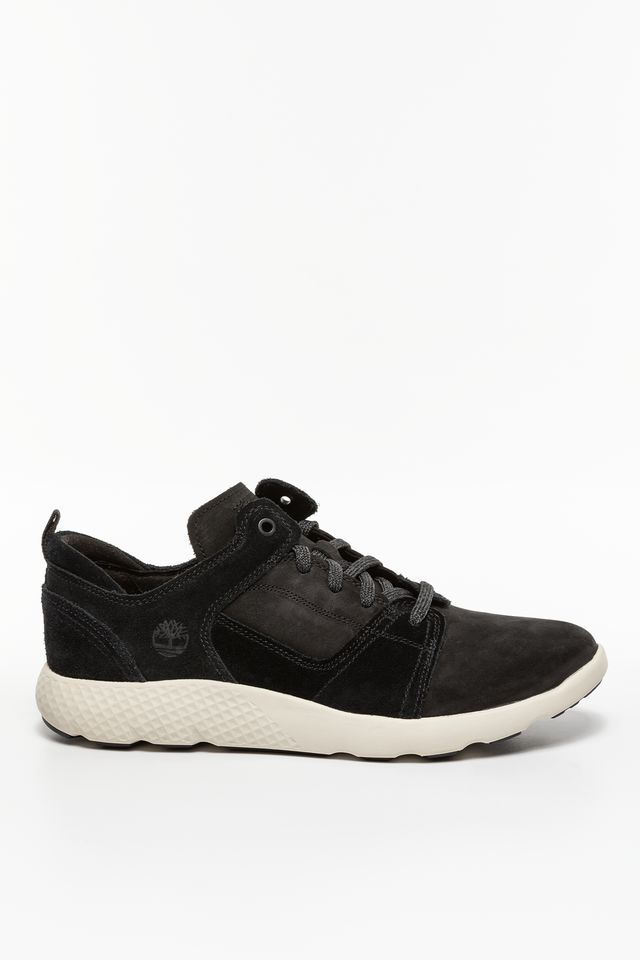 Timberland FLYROAM LEATHER OXFORD BLACK A1SB1