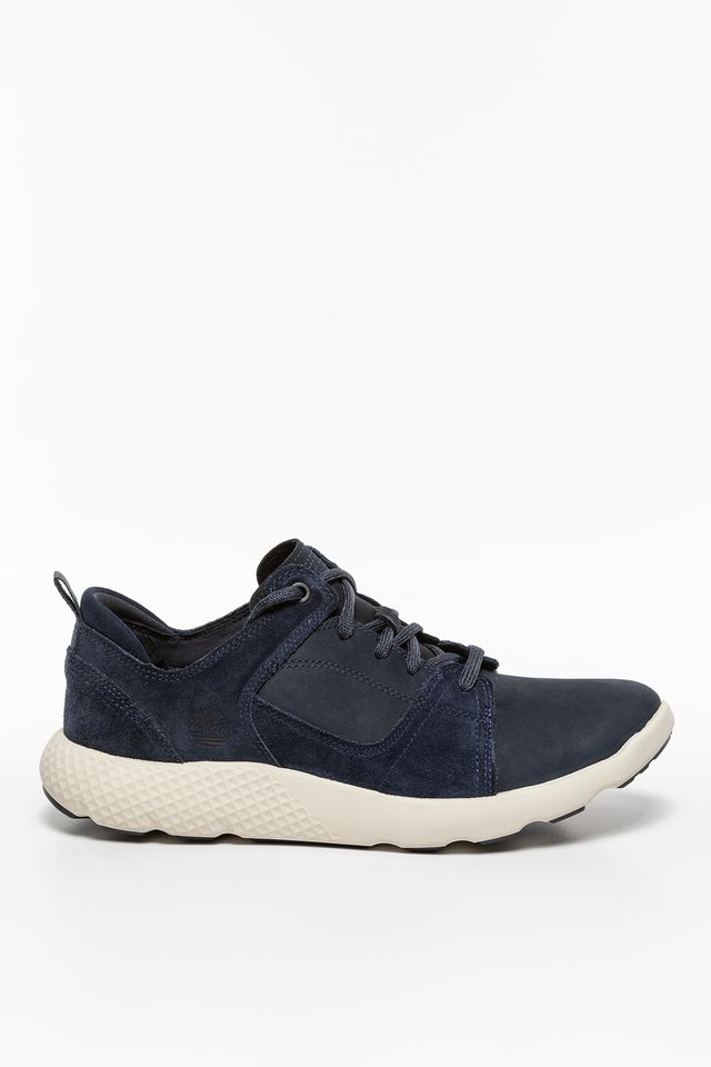 Timberland FLYROAM LEATHER OXFORD NAVY A1SBB