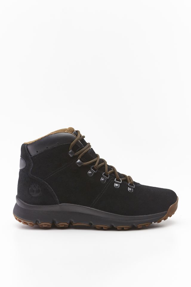 JET BLACK WORLD HIKER MID