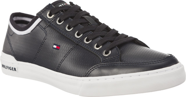 Tommy Hilfiger CORE CORPORATE LEATHER 403 MIDNIGHT FM0FM01497-403
