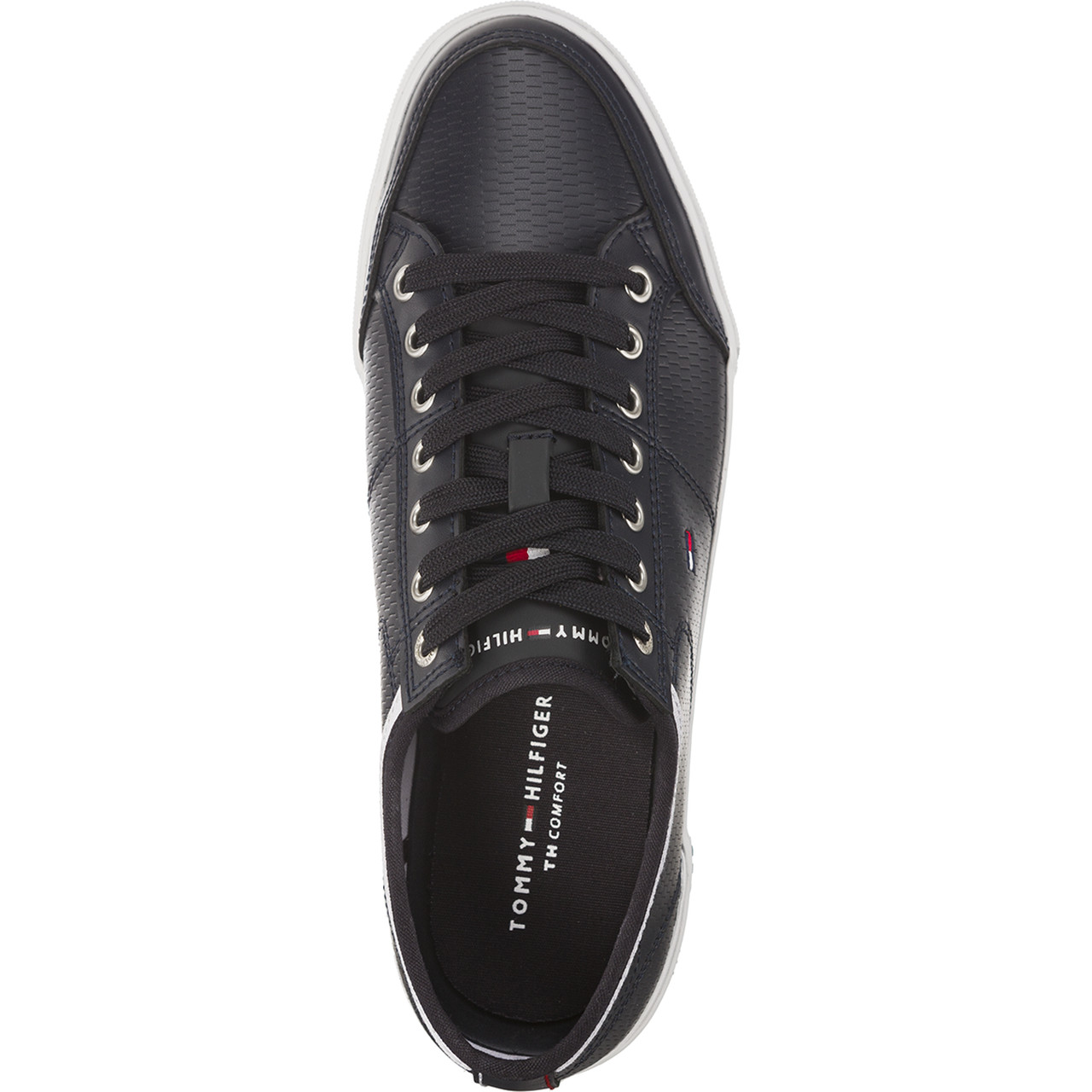 Buty Tommy Hilfiger  <br/><small>CORE CORPORATE LEATHER 403 MIDNIGHT </small>  FM0FM01497-403
