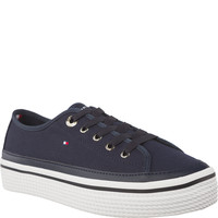 Buty Tommy Hilfiger CORPORATE FLATFORM SNEAKER FW0FW02456-406 TOMMY NAVY