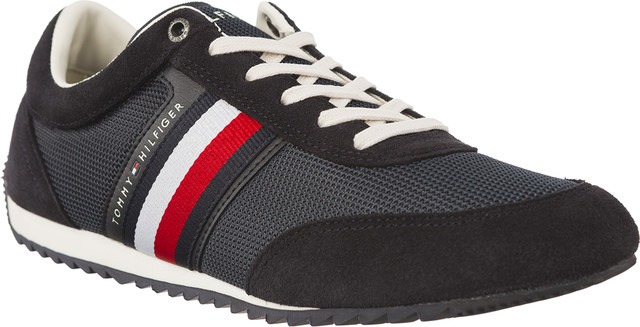 Tommy Hilfiger CORPORATE MATERIAL MIX RUNNER 403 MIDNIGHT FM0FM01314-403