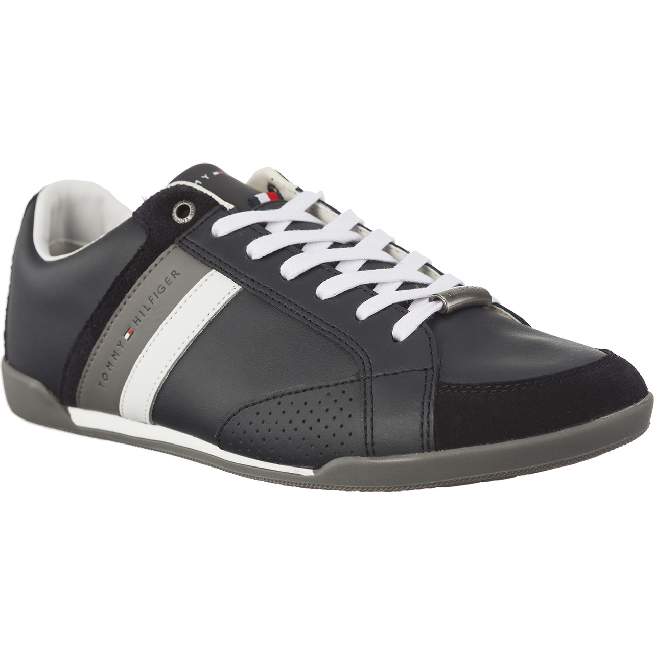 231b845653a11 Buty Tommy Hilfiger  br   small CORPORATE MATERIAL MIX CUPSOLE 403 ...