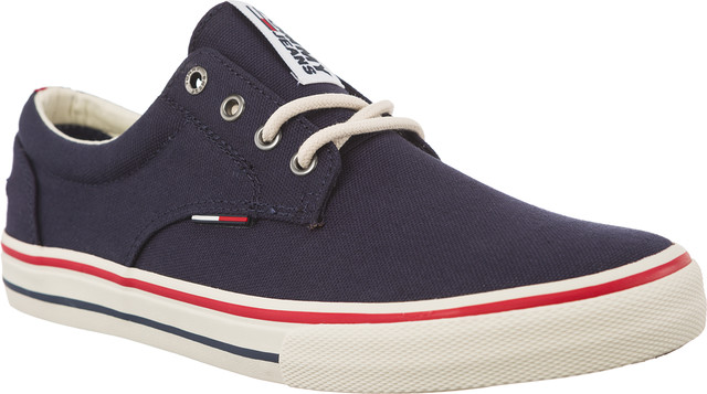 7659333b16e82 Buty Tommy Hilfiger <br/><small>TOMMY JEANS TEXTILE 006 INK ...