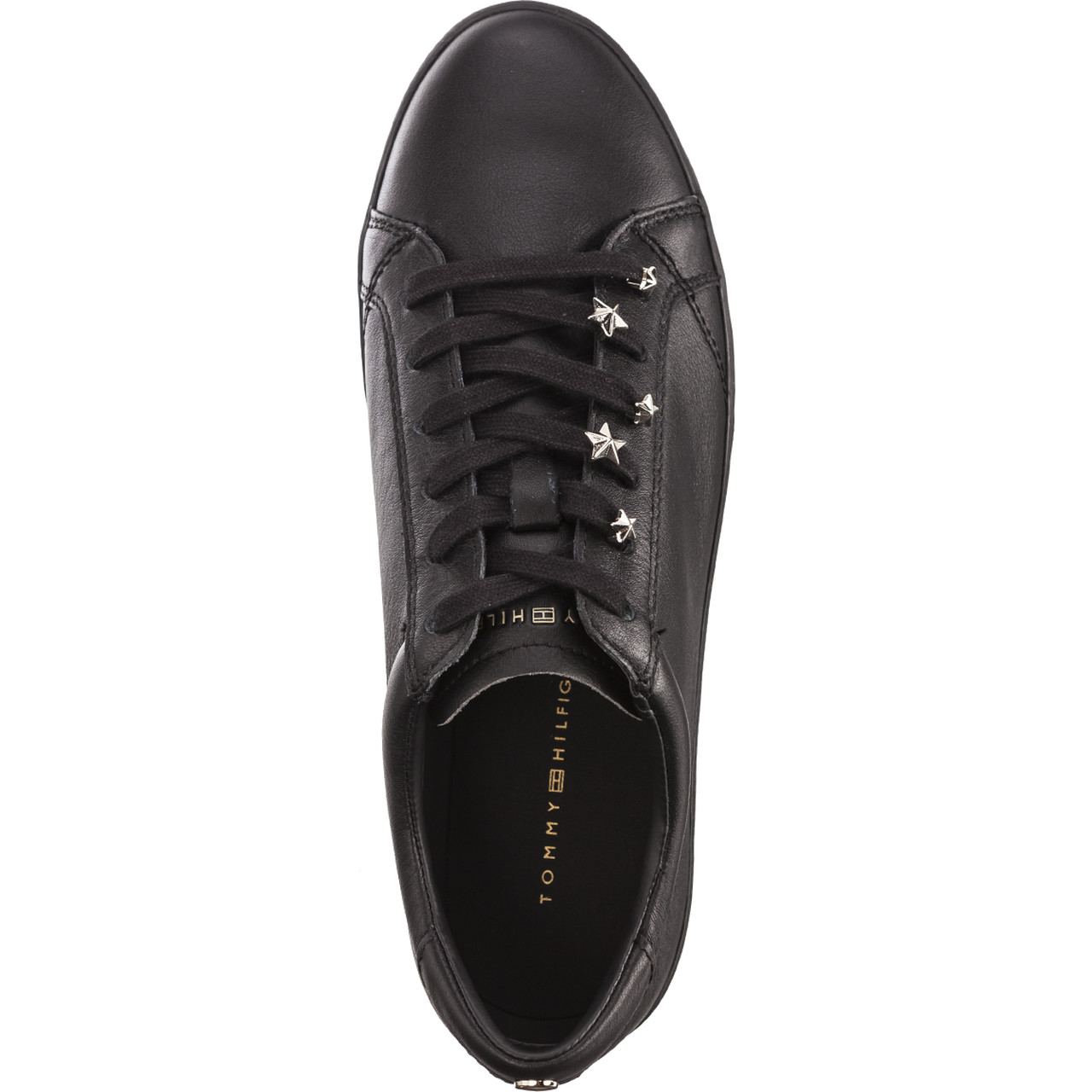 Buty Tommy Hilfiger  <br/><small>STAR JEWEL DRESS SNEAKER 990 BLACK </small>  FW0FW03218-990