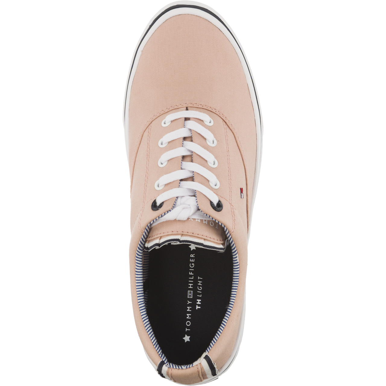 Buty Tommy Hilfiger  <br/><small>TEXTILE LIGHT WEIGHT SNEAKER 502 DUSTY ROSE </small>  FW0FW02809-502