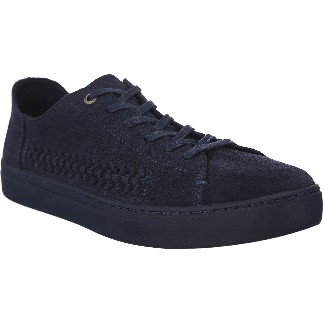 Buty TOMS  <br/><small>Monochrome Deconstructed Suede Woven 840 </small>  10010840