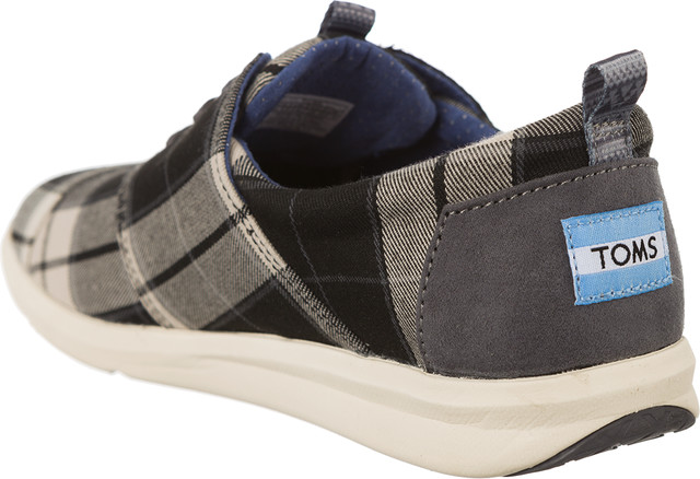 Buty TOMS  <br/><small>Plaid Womens Del Rey Sneaker 890 </small>  10008890