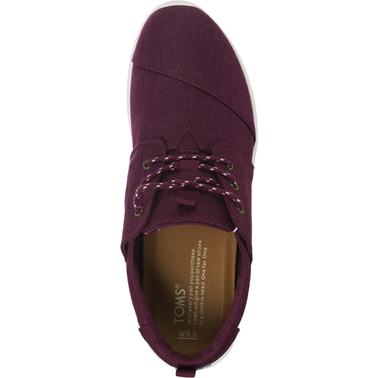 Buty TOMS  <br/><small>Poly Canvas Womens 852 </small>  10010852