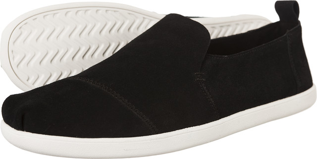 TOMS Suede Men Deconstructed Alpargata 9875 10009875