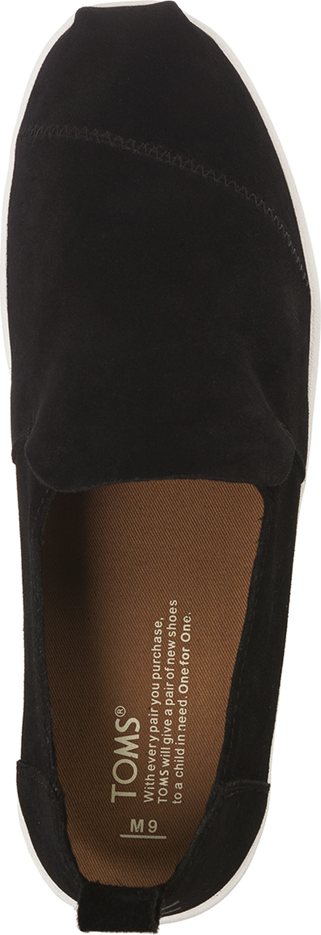 Buty TOMS  <br/><small>Suede Men Deconstructed Alpargata 9875 </small>  10009875