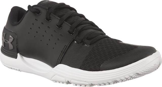 Under Armour MEN'S LIMITLESS 3.0 TRAINING SHOES 001 BLACK 3000331-001