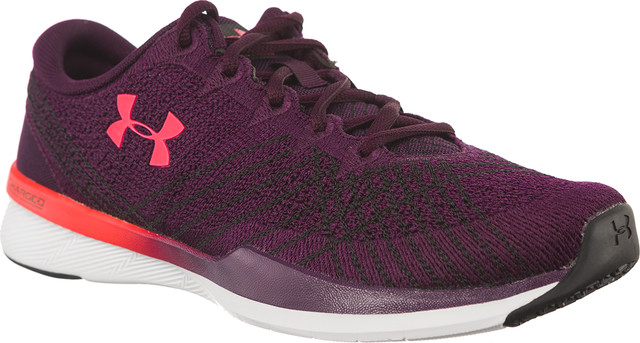 Under Armour W THREADBORNE PUSH TR 501 PURPLE 1296206-501