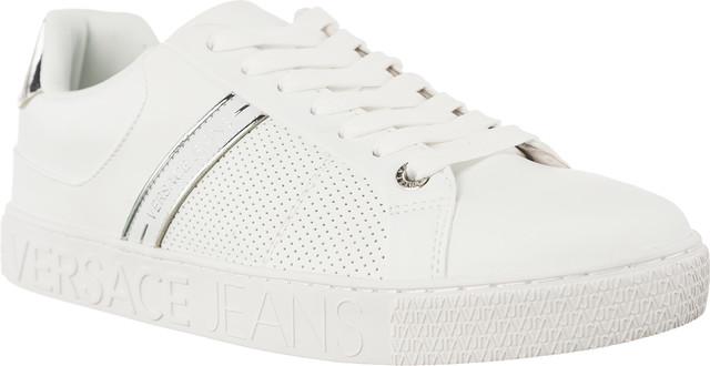 Versace Jeans LINEA CASSETTA LOGATA DIS. 1 WHITE E0YRBSD170113003
