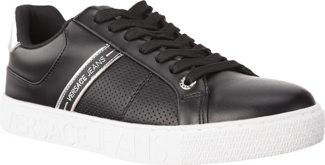 Versace Jeans LINEA CASSETTA LOGATA DIS. 1 BLACK E0YRBSD170113899