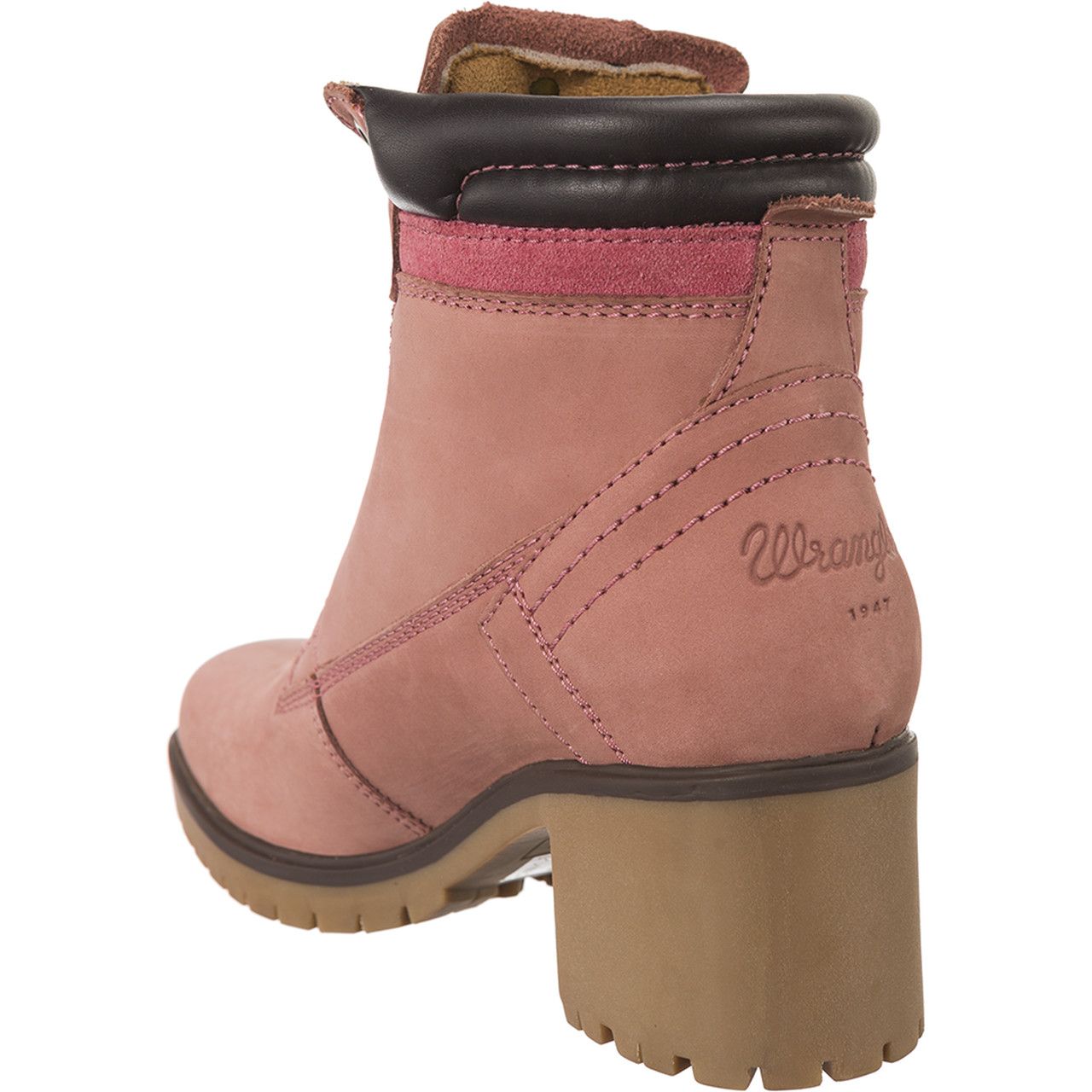 Buty Wrangler  <br/><small>W SIERRA CREEK DUSTY ROSE 4S7 </small>  WF12604S7