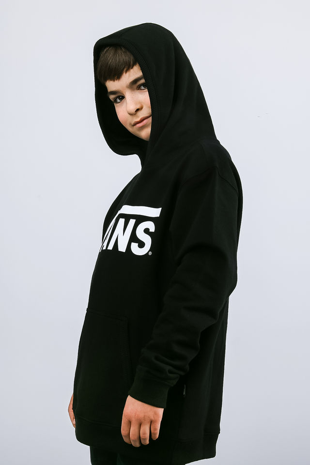 Bluza Vans  <br/><small>CLASSIC PULLOVER Y28 BLACK/WHITE </small>  VN000K60Y281