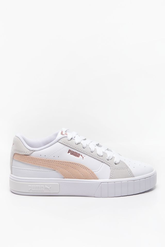"White-Cloud Pink SNEAKERSY Cali Star Mix Wn""s Puma White-Cloud Pink 38022003"