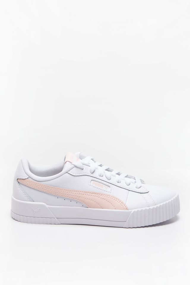 WHITE-CLOUD PINK SNEAKERY Carina Crew Puma White-Cloud Pink 37490303