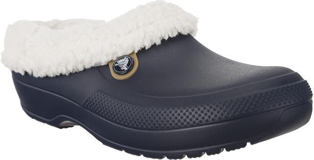 Crocs Classic Blitzen III Clog Navy Oatmeal 204563-41C