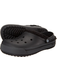 Chodaki Crocs Crocband 2.5 Winter Clog Black/Graphite