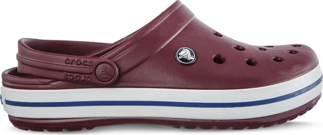 Crocs Crocband Garnet White 11016-6ms