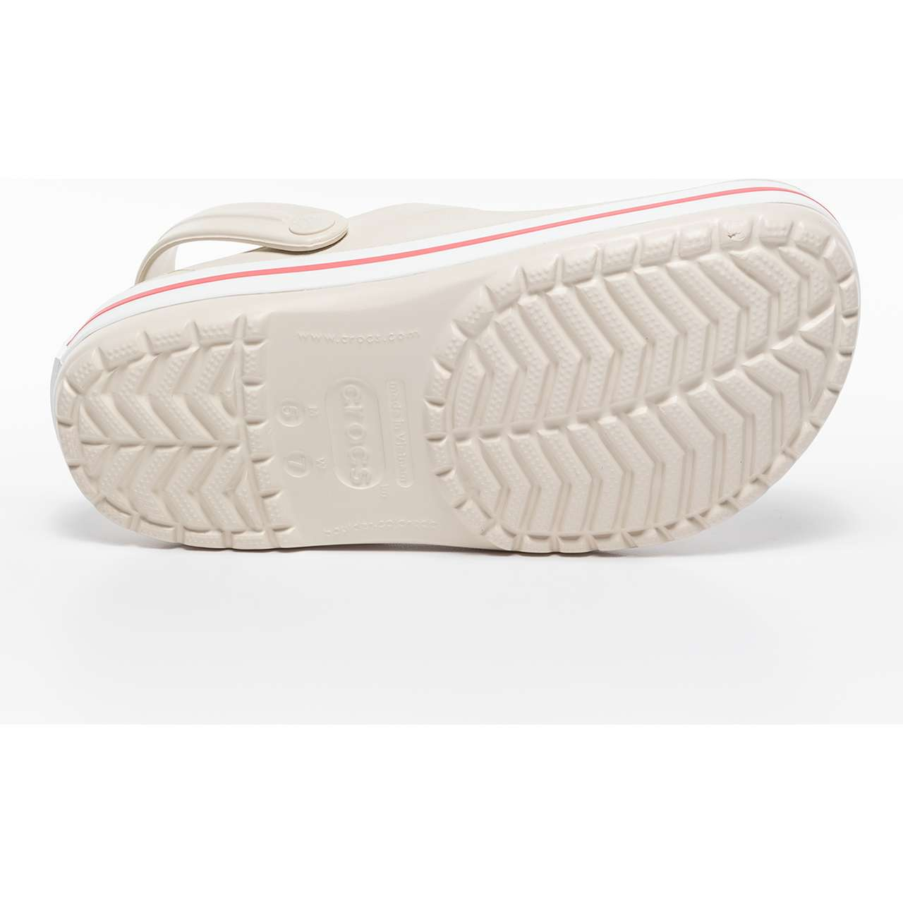 Chodaki Crocs  <br/><small>Crocband Stucco Melon </small>  11016-1AS