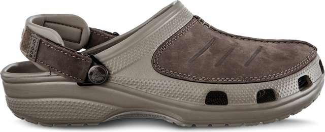 Crocs Yukon Mesa Clog M Khaki Espresso 203261-23G
