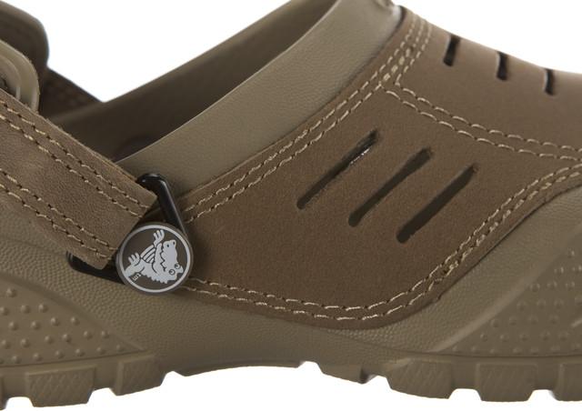 4e338477b365f ... Khaki Coffee </small Crocs <br/><small>Yukon Sport Men ...