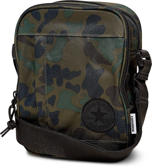 Converse CROSS BODY A02 CAMO/CONVERSE BLACK 10005990-A02