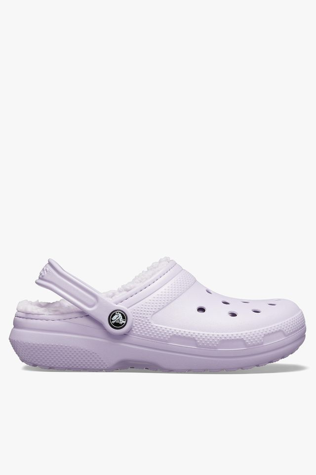 LAVENDER CLASSIC LINED CLOG 203591-50P