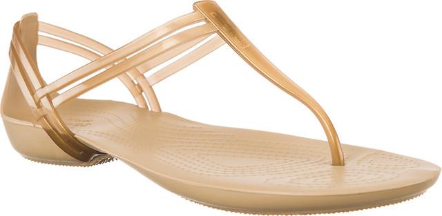 Crocs CROCS ISABELLA T-STRAP BRONZE 202467-854