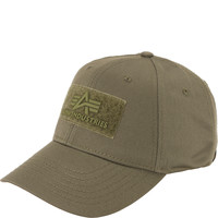 Czapka Alpha Industries Velcro Cap 257