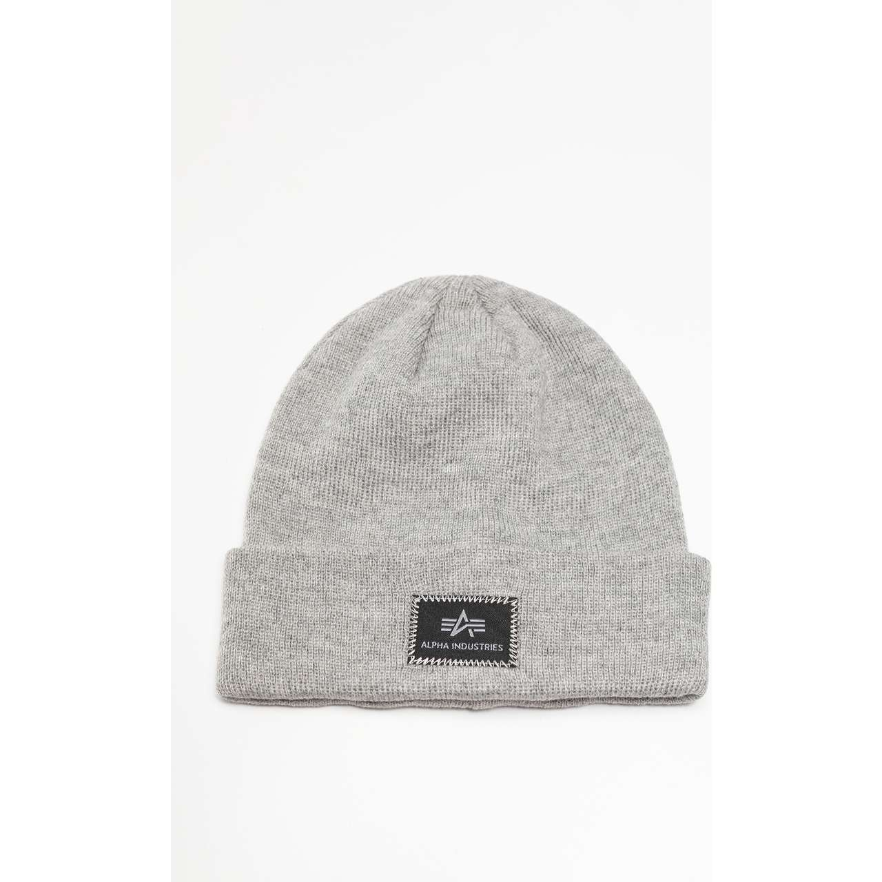 Czapka Alpha Industries  <br/><small>X-FIT BEANIE 17 GREY HEATHER </small>  168905-17