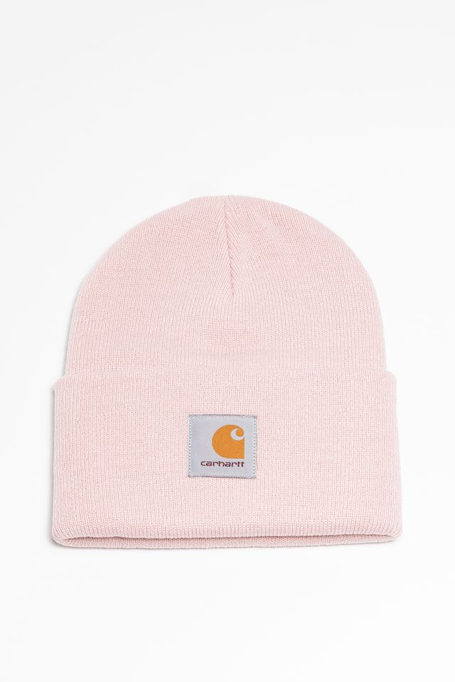 PINK Acrylic Watch Hat 500