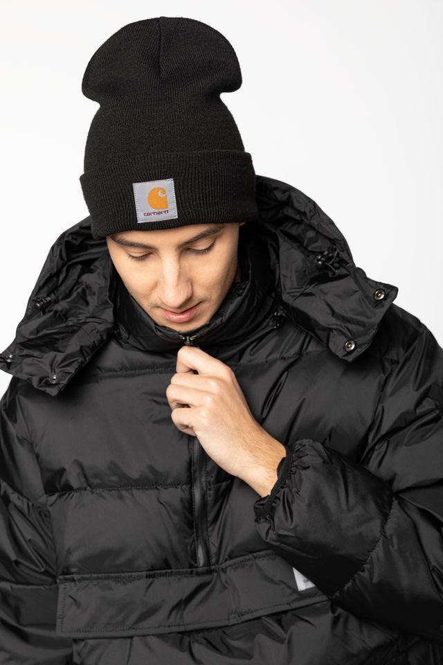Carhartt WIP ACRYLIC WATCH HAT 8900 BLACK I020222-8900