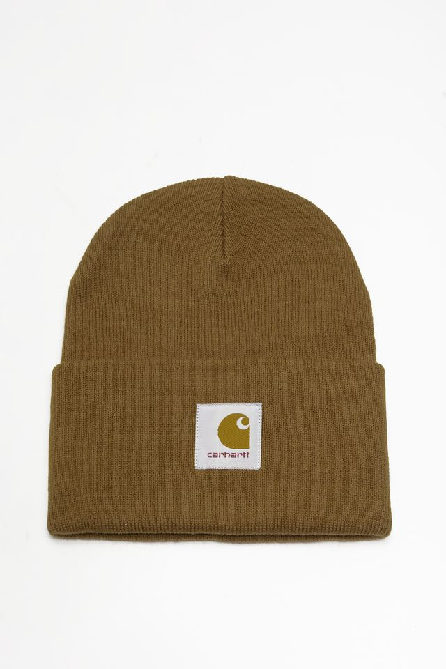 Carhartt WIP ACRYLIC WATCH HAT HZ0006 HAMILTON BROWN I020222-HZ0006