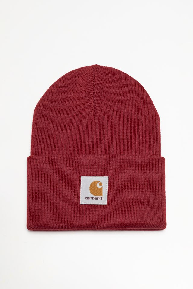 Carhartt WIP ACRYLIC WATCH HAT LR00 BLAST RED I020222-LR0006
