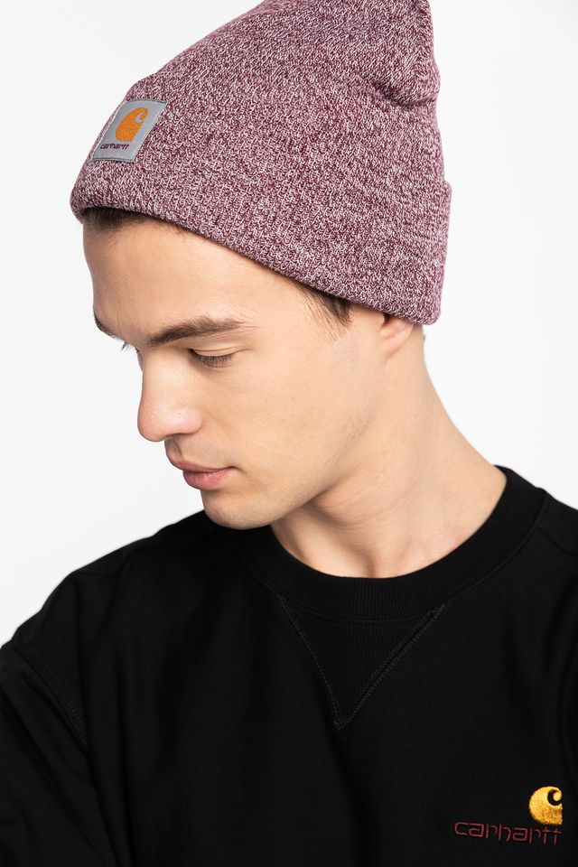 Carhartt WIP Scott Watch Hat Merlot/Wax I015523-05F90