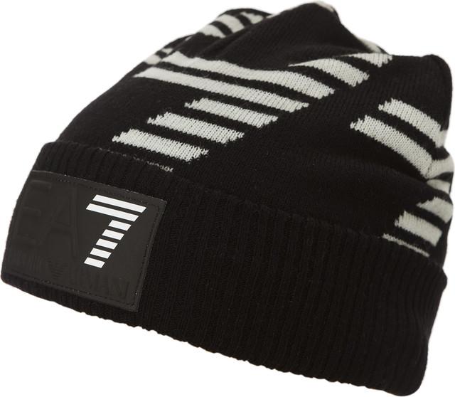 EA7 Emporio Armani Man Knitwear Beanie Hat 2756437A725-00020