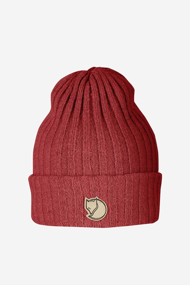 Fjallraven Byron Hat Red F77388-320