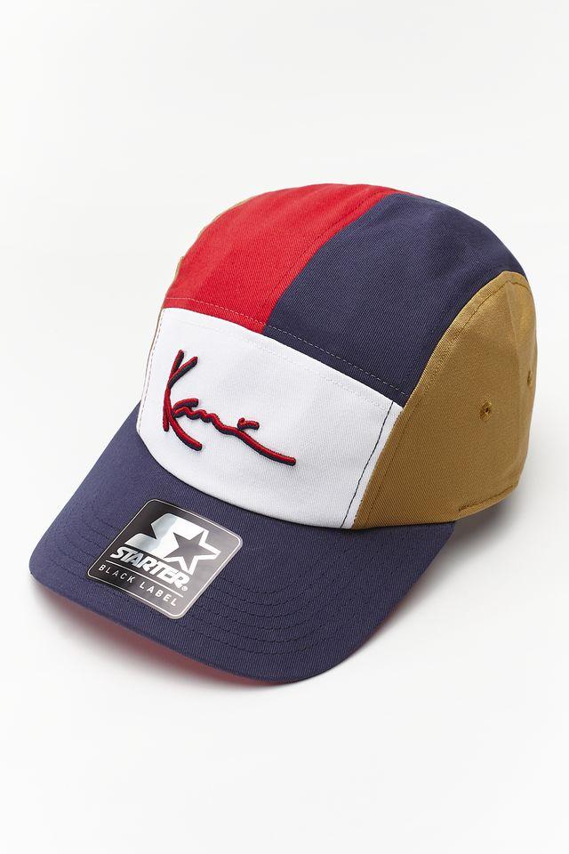 Karl Kani STARTER 5 PANEL WHITE/NAVY/RED/BROWN 7003074