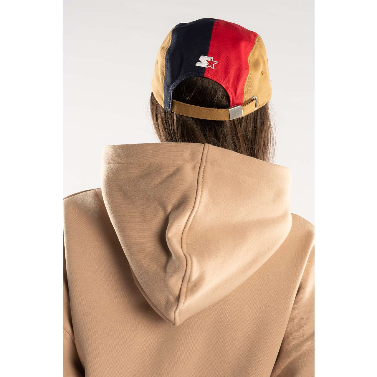 Czapka Karl Kani  <br/><small>STARTER 5 PANEL WHITE/NAVY/RED/BROWN </small>  7003074
